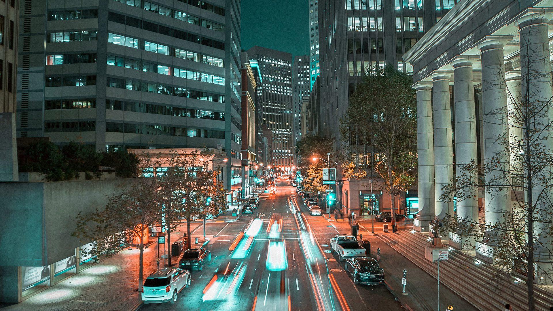 Imagem Cidade mobilidade